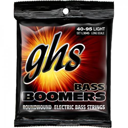 GHS Boomers L3045 Basgitaarsnaren .040 - .095