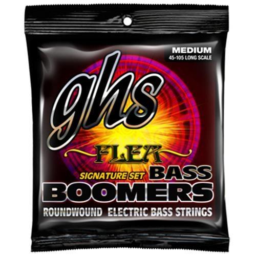 GHS Boomers M3045F bassnaren .045 - .105