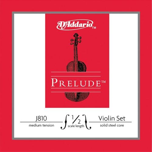 D'Addario J810 1/2M Vioolsnaren