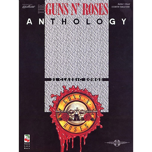 Guns n' Roses - Anthology - Songboek