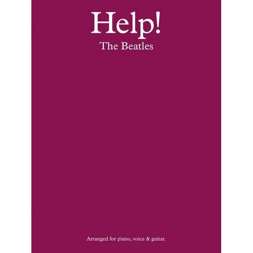 The Beatles - Help - Songboek