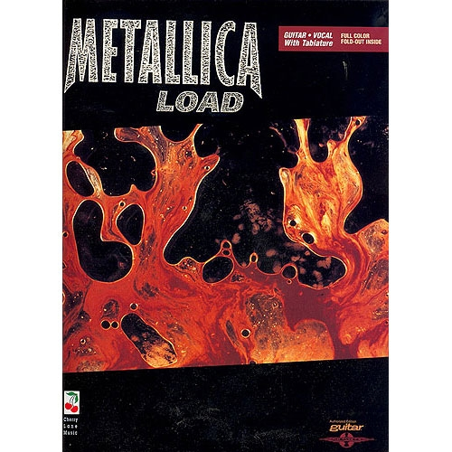 Metallica - Load - Songboek
