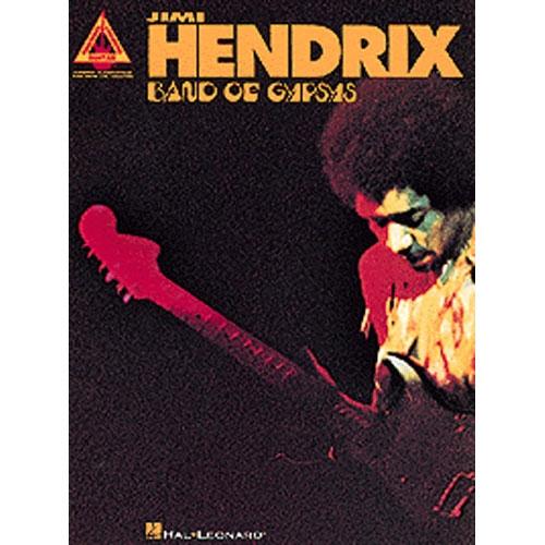 Jimi Hendrix - Band of Gypsys - Songboek