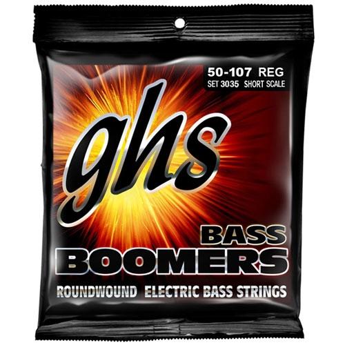 GHS Boomers 3035 Shortscale Bassnaren