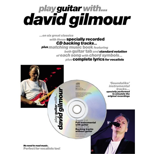 David Gilmour - Play Guitar with...