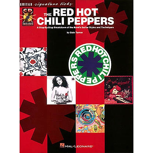 Red Hot Chili Peppers - Signature licks