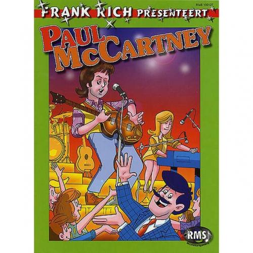 Frank Rich presenteert Paul McCartney