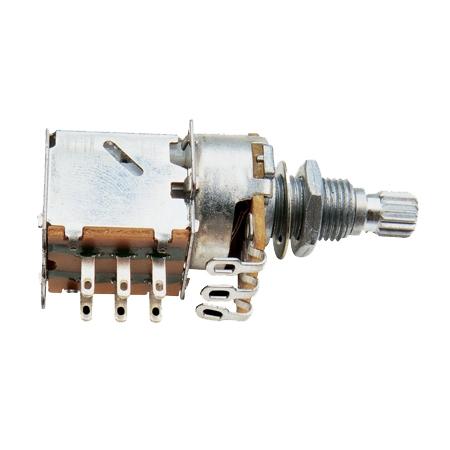 Yellow Parts EZ1205 PushPull Volumepotmeter - 500K