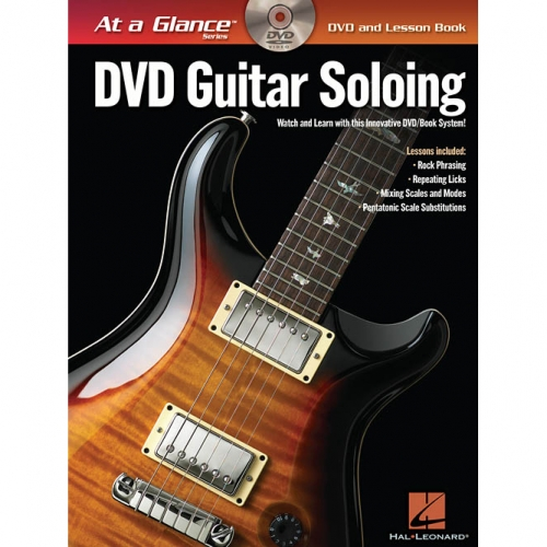 Guitar Soloing - At a Glance + DVD