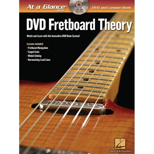 Fretboard Theory - At a Glance + DVD