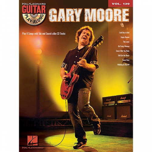 Gary Moore Guitar Play Along + CD