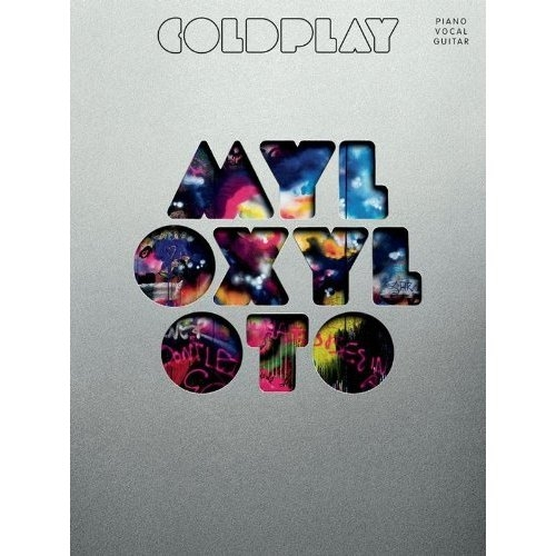 Cold Play 'Mylo Xyloto' Songbook