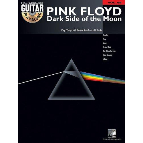 pink floyd gitaarboek met cd