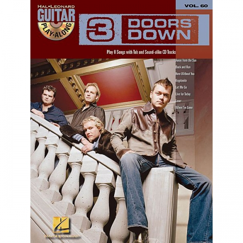 s doors down gitaarboek met cd