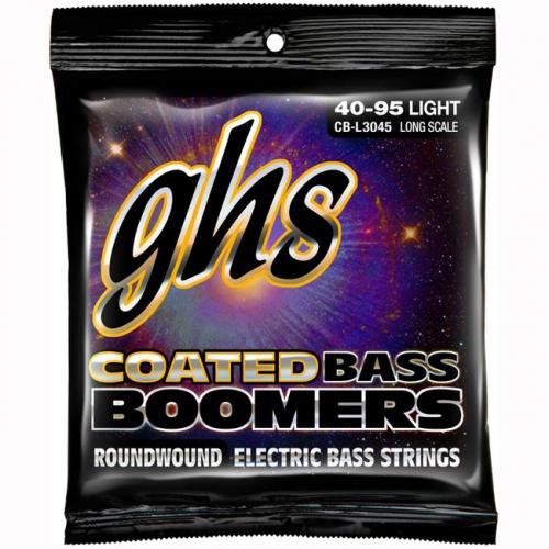 ghs coated bass boomers bassnaren