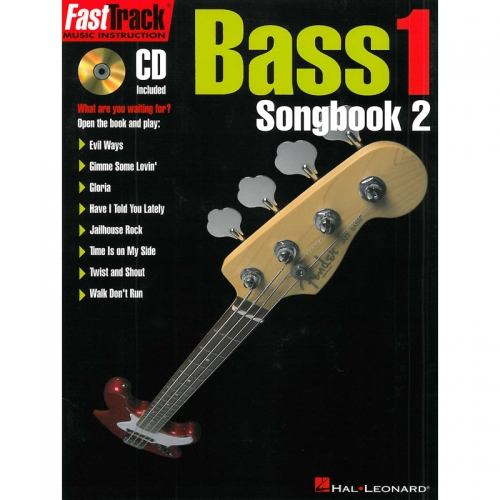 fasttrack bass songbook 1
