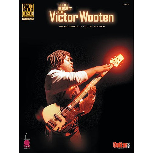the best of victor wooten bassist songbook