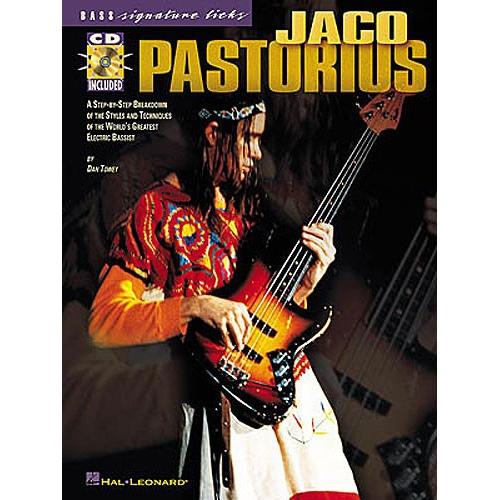 leer de licks, solo's en grooves van jaco pastorius