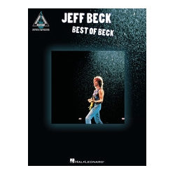 jeff beck songboek