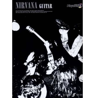 nirvana gitaar playalong songboek