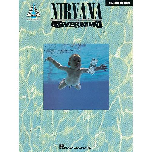 nirvana nevermind songboek voor gitaar