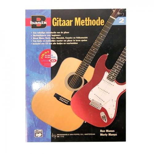 basix gitaarmethode voor elektrische en akoestische gitaar