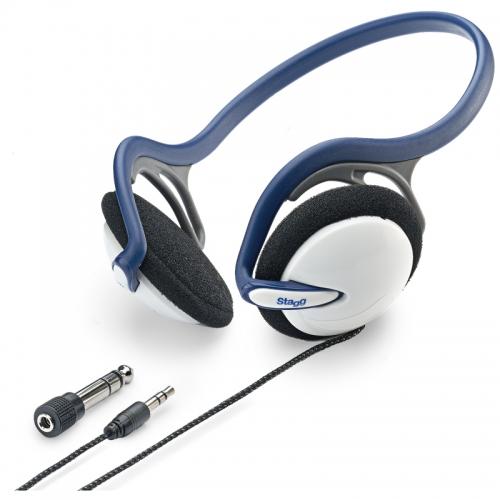 Stagg SHP-1200 hoofdtelefoon voor muziekinstrumenten en draagbare audio spelers