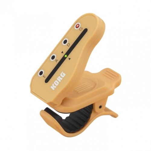 korg htb1 clipon tuner voor elektrische basgitaar
