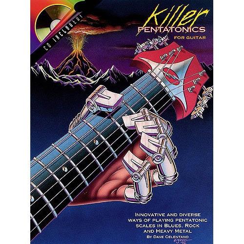 Leer op innovatieve manieren de pentatonische toonladder in blues, rock en heavy metal toepassen.