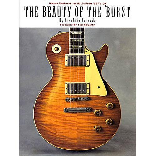 Gitaarboek The beauty of the Burst