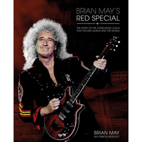 Brian May's Red Special Boek
