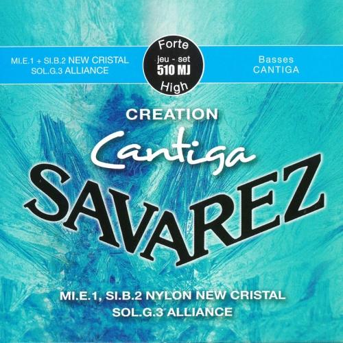 Savarez 510MJ Cantiga Snaren - Hard Tension