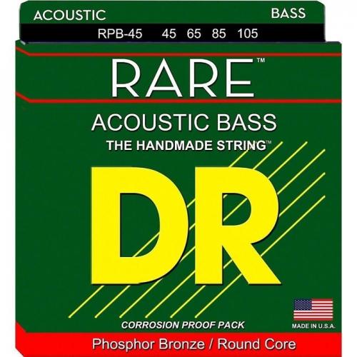 dr snaren voor akoestische basgitaar