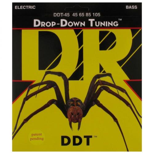 DR DDT45 Drop Tuning Bassnaren (45-105)