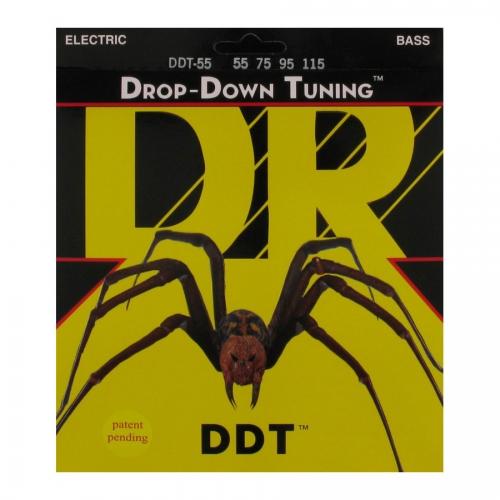 DR DDT55 Drop Tuning Bassnaren (55-115)