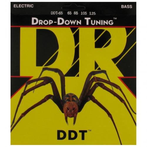 DR DDT65 Drop Tuning Bassnaren (65-125)