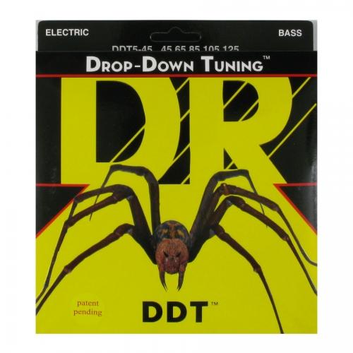 DR DDT5-45 Drop Tuning Bassnaren (45-125)