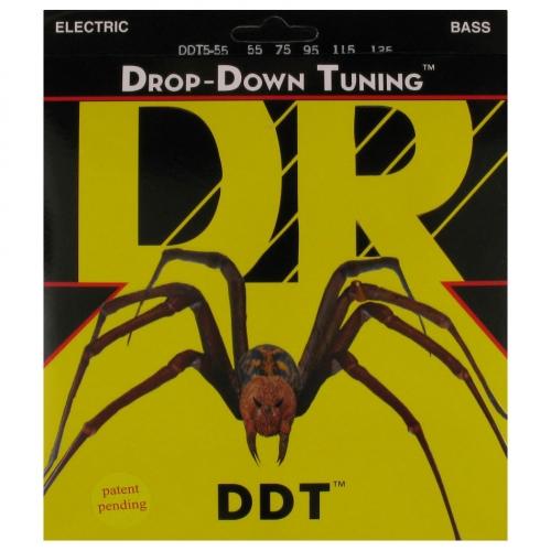 DR DDT5-55 Drop Tuning Bassnaren (55-135)