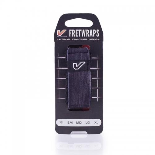 GruvGear FW-1PK-DRK-LG Fretwrap Wood Ebony Large 1-Pack