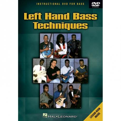 Left Hand Bass Techniques DVD Op=Op*