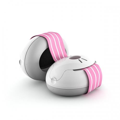 Alpine Muffy Baby Gehoorbescherming voor Baby's en Kinderen - Roze