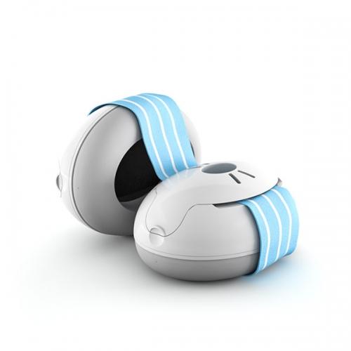 Alpine Muffy Baby Gehoorbescherming voor Baby's en Peuters - Blauw