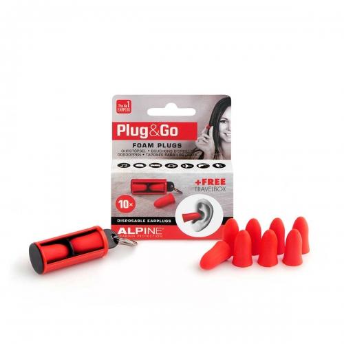 Alpine Plug&Go Oordoppen