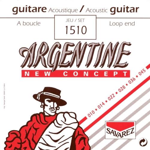 argentine 1510 gypsy jazz snaren