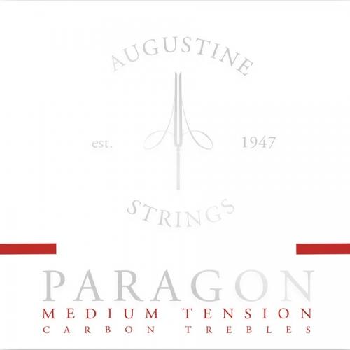 Augustine Paragon Red Klassieke Snaren - Normale Spanning