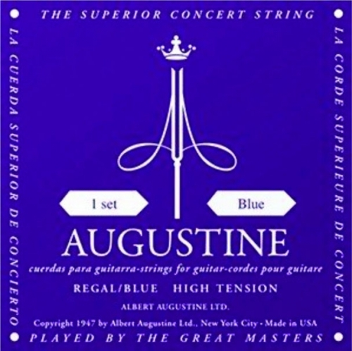 Augustine Regal Blue Klassieke Snaren