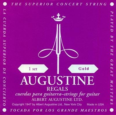 Augustine Regal Gold Klassieke Snaren