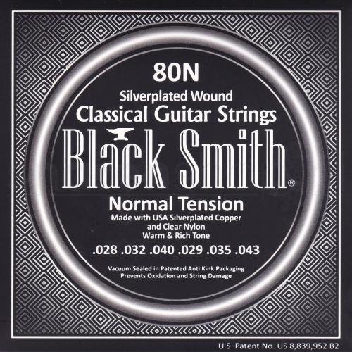 Blacksmith 80N Klassieke Gitaarsnaren