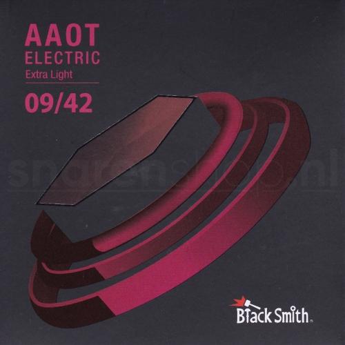Blacksmith AANW0942 gecoate gitaarsnaren voor elektrische gitaar .009 -.042