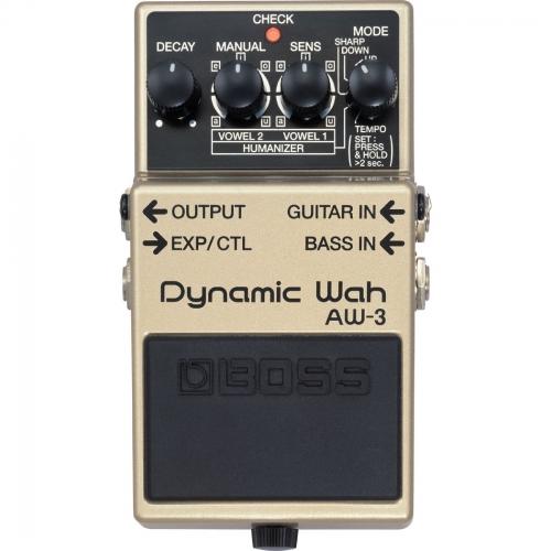 Boss AW3 Dynamic Wah Gitaarpedaal (Uit Assortiment)
